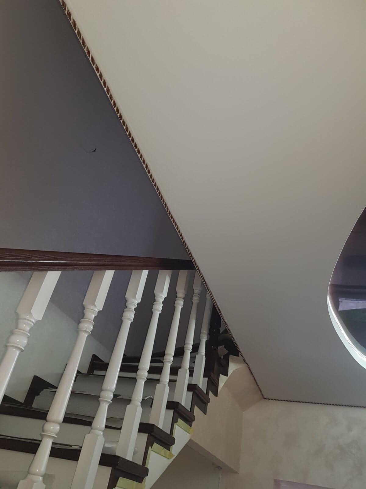Декоративный шнурок в дизайнерском ремонте